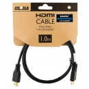 4World 08603 kabel HDMI do HDMI v1.4 1 m
