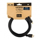 4World 08605 kabel HDMI do HDMI v1.4 3 m