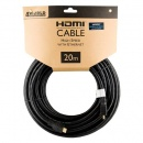 4World 08609 kabel HDMI do HDMI v1.4 20 m