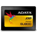Adata Ultimate SU900 ASU900SS-256GM-C 2.5\'\' 256GB SATA/600 3D MLC - dysk SSD do notebooka, 7 mm