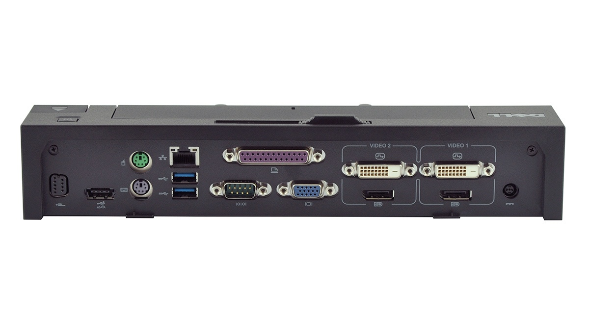 Dell PR02X USB 3.0 E-Port Plus ll Docking Station 130W AC Adapter