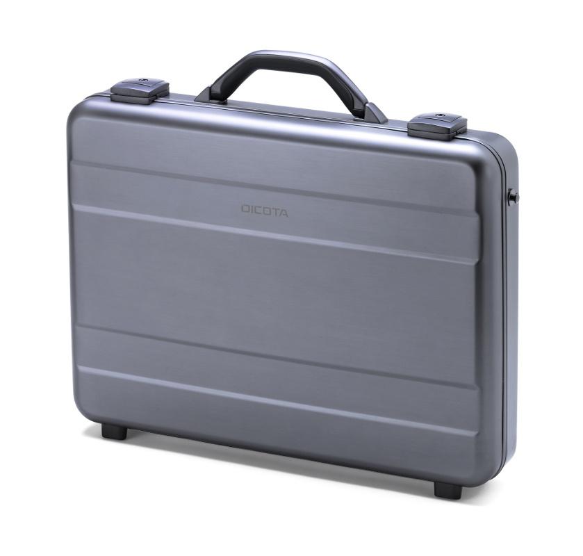 45e925a358970 Dicota Alu Briefcase D30589, walizka na notebooka 17,3 - aluminium ...