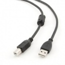 Gembird CCF-USB2-AMBM-15 kabel USB 2.0 (A) do USB 2.0 (B) 4,5 m