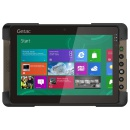 "Getac T800 T800-Premium-DGT-RS - Intel Pentium N3530 / 8,1"" WXGA / 4  GB / 128 GB / SSD / Intel HD Graphics / Windows 8.1 Pro lub Windows 7 Professional / pakiet usług i wysyłka w cenie"