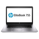 "HP EliteBook 755 G2 J0X38AW - AMD A10 Pro-7350B / 15,6"" Full HD / 4  GB  / 500  GB / HDD / AMD Radeon R6 / Windows 8.1 Pro lub Windows 7 Professional/pakiet usług i wysyłka w cenie"