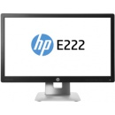 "HP EliteDisplay E222 M1N96AA / monitor 21,5"" / Full HD (1920 x 1080) / IPS / VGA / DP / HDMI / 2 x USB 2.0 / VESA 100 x 100 / pivot"