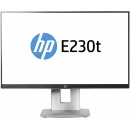 "HP EliteDisplay E230t W2Z50AA / monitor 23,0"" / Full HD (1920 x 1080) / IPS / VGA / DP / HDMI / 3 x USB 3.0 / VESA 100 x 100 / pivot"
