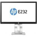 "HP EliteDisplay E232 M1N98AA / monitor 23,0"" / Full HD (1920 x 1080) / IPS / VGA / DP / HDMI / 2 x USB 2.0 / VESA 100 x 100 / pivot"