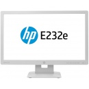 "HP EliteDisplay E232e N3C09AA / monitor 23,0"" / Full HD (1920 x 1080) / IPS / VGA / DP / HDMI / 2 x USB 2.0 / pivot"