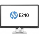 "HP EliteDisplay E240 M1N99AA / monitor 23,8"" / Full HD (1920 x 1080) / IPS / VGA / DP / HDMI / 2 x USB 2.0 / VESA 100 x 100 / pivot"