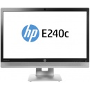 "HP EliteDisplay E240c M1P00AA / monitor 23,8"" / Full HD (1920 x 1080) / IPS / VGA / DP / HDMI / 2 x USB 2.0 / VESA 100 x 100 / pivot"