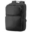 HP Executive Midnight Black Backpack 1KM17AA, plecak na notebooka 17,3 - nylon