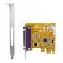 HP PCIe x1 Parallel Port Card N1M40AA - karta PCIe