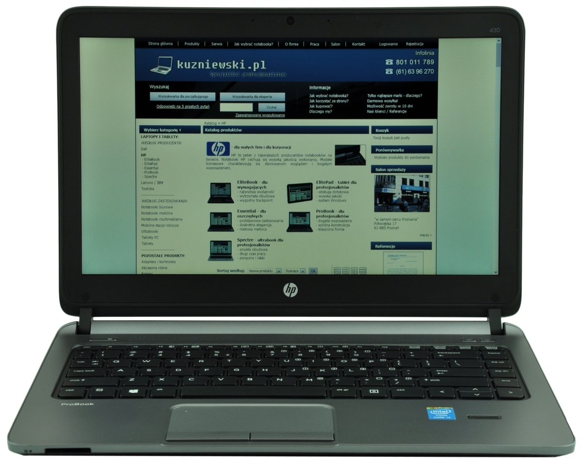 Hp Probook 430 G1 H0v12ea Core I3 4010u 133 Hd 4096 500 Fujitsu Lifebook E448 Ci3 7130u 4gb 256gb Ssd 14 W10 Intel 4400 Windows 81 Pro Lub 7 Pakiet Usug I Wysyka W Cenie