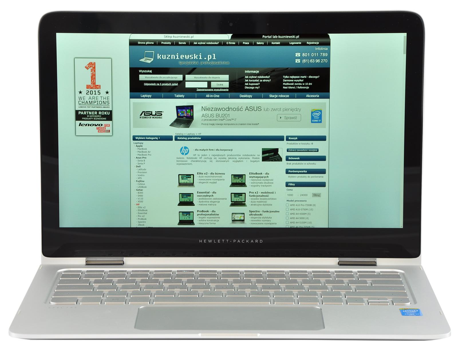 Kliknij aby zobaczyć zdjęcie w oryginalnej wielkości Autoryzowany serwis HP