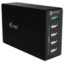 I-Tec USB Quick Charge Smart Charger 5 Port 52 W CHARGER5P52WQC - ładowarka