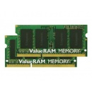 Kingston 2 x 8192 MB 1600 MHz DDR3 Non-ECC CL11 (KVR16S11K2/16) - pamięć do notebooka