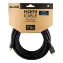 4World 08607 kabel HDMI do HDMI v1.4 7,5 m