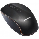 Lenovo Mini Wireless Optical Mouse N30A 888009481 - bezprzewodowa mysz do notebooków [czarna]