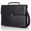 Lenovo ThinkPad Executive Leather Case 4X40E77322 - torba na notebooka 14,1 - skóra