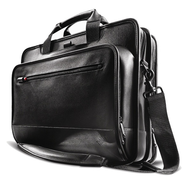 cb1676b0f134e Lenovo ThinkPad Executive Leather Case 43R2480 - torba na notebooka ...