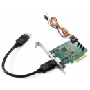 Lenovo ThinkStation Intel Thunderbolt Add-In Card 4XH0H00340 - karta PCIe