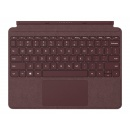 Microsoft Surface Go Signature Type Cover Burgund KCT-00053 - klawiatura i etui do tabletu, burgundowy