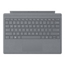 Microsoft Surface Pro Signature Type Cover Platinum FFQ-00013 - klawiatura i etui do tabletu, platynowy