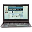 Laptopy MSI serii WS