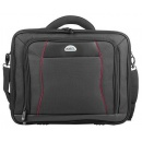 Natec ALLIGATOR LC-ALL-B-154, torba na notebooka 15,6 - nylon