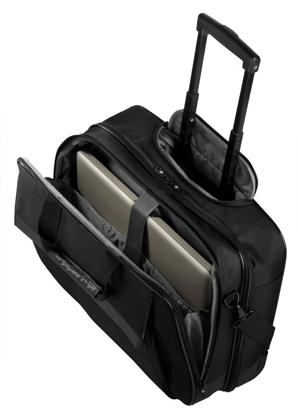 a0bb9b48e27b5 Walizki na laptopy z uchwytami teleskopowymi to przede wszystkim duża wygoda