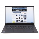"Lenovo ThinkPad P1 20MD0012PB - Intel Xeon E 2176M / 15,6"" 4K / 32  GB  / 1000  GB / SSD / nVidia Quadro P2000 / Windows 10 Pro for Workstation/pakiet usług i wysyłka w cenie"
