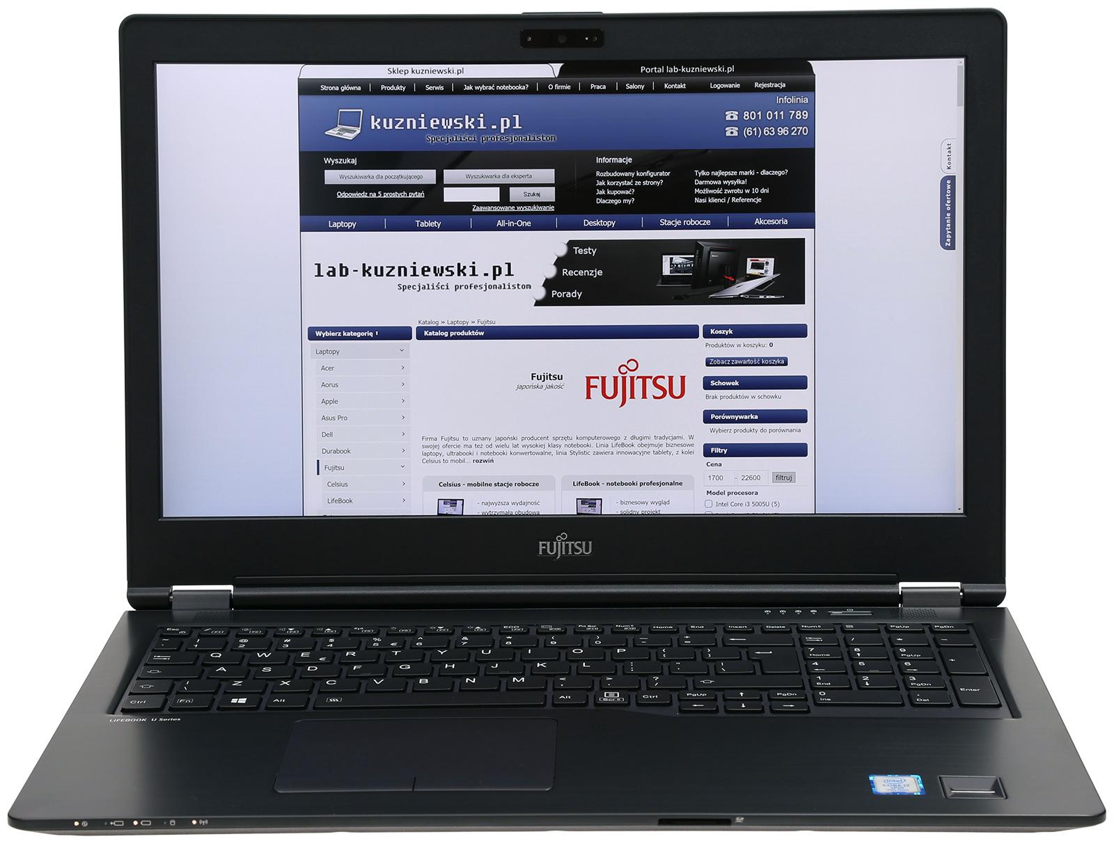 Laptopy z podświetlaną klawiaturą :: kuzniewski.pl