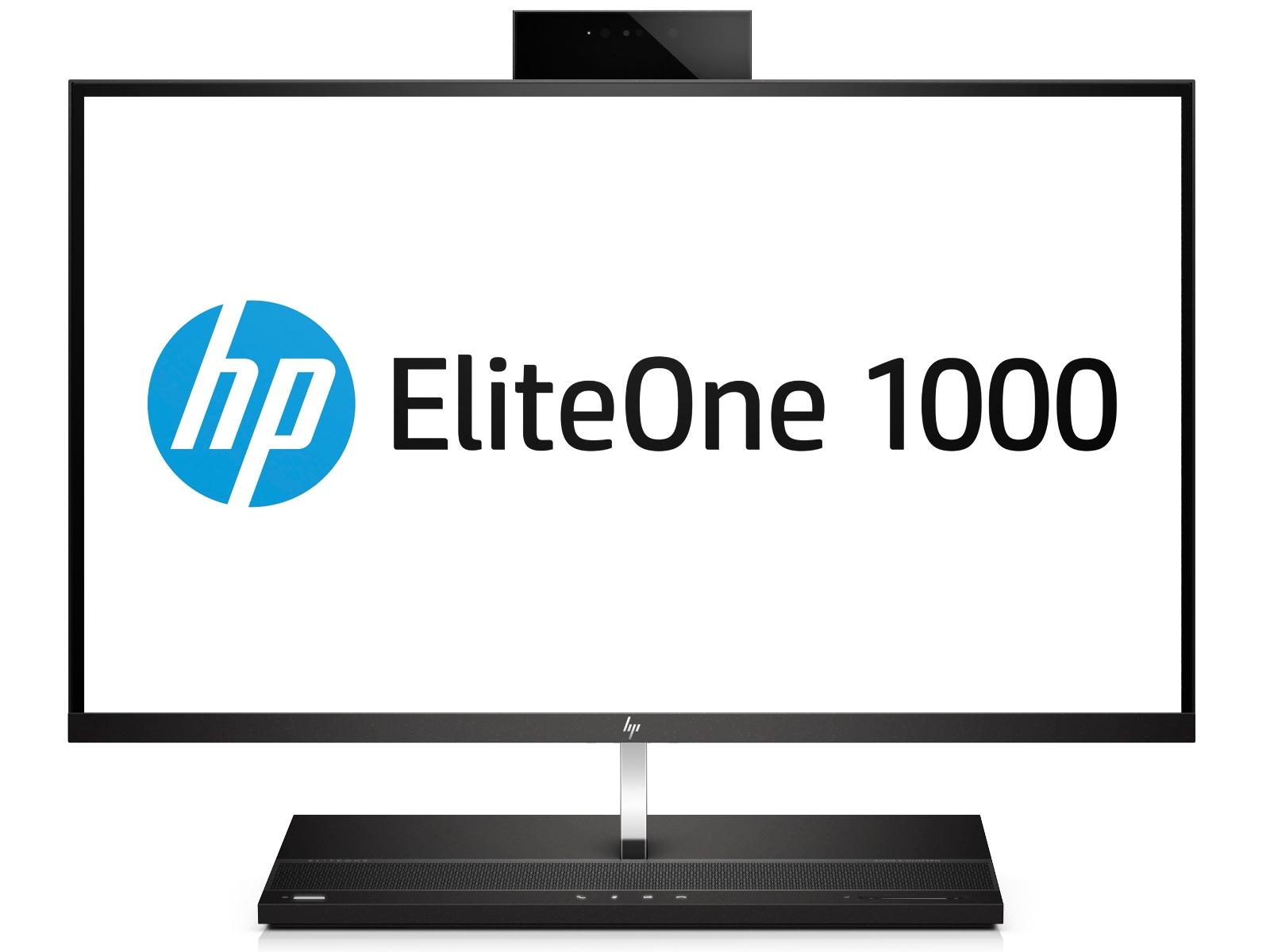 HP EliteOne 1000 G1 2SF85EA - Intel Core i5 7500 / 27,0\'\' 4K UHD / 8 GB /  256 GB / Intel HD Graphics 630 / Windows 10 Pro / pakiet usług i wysyłka w