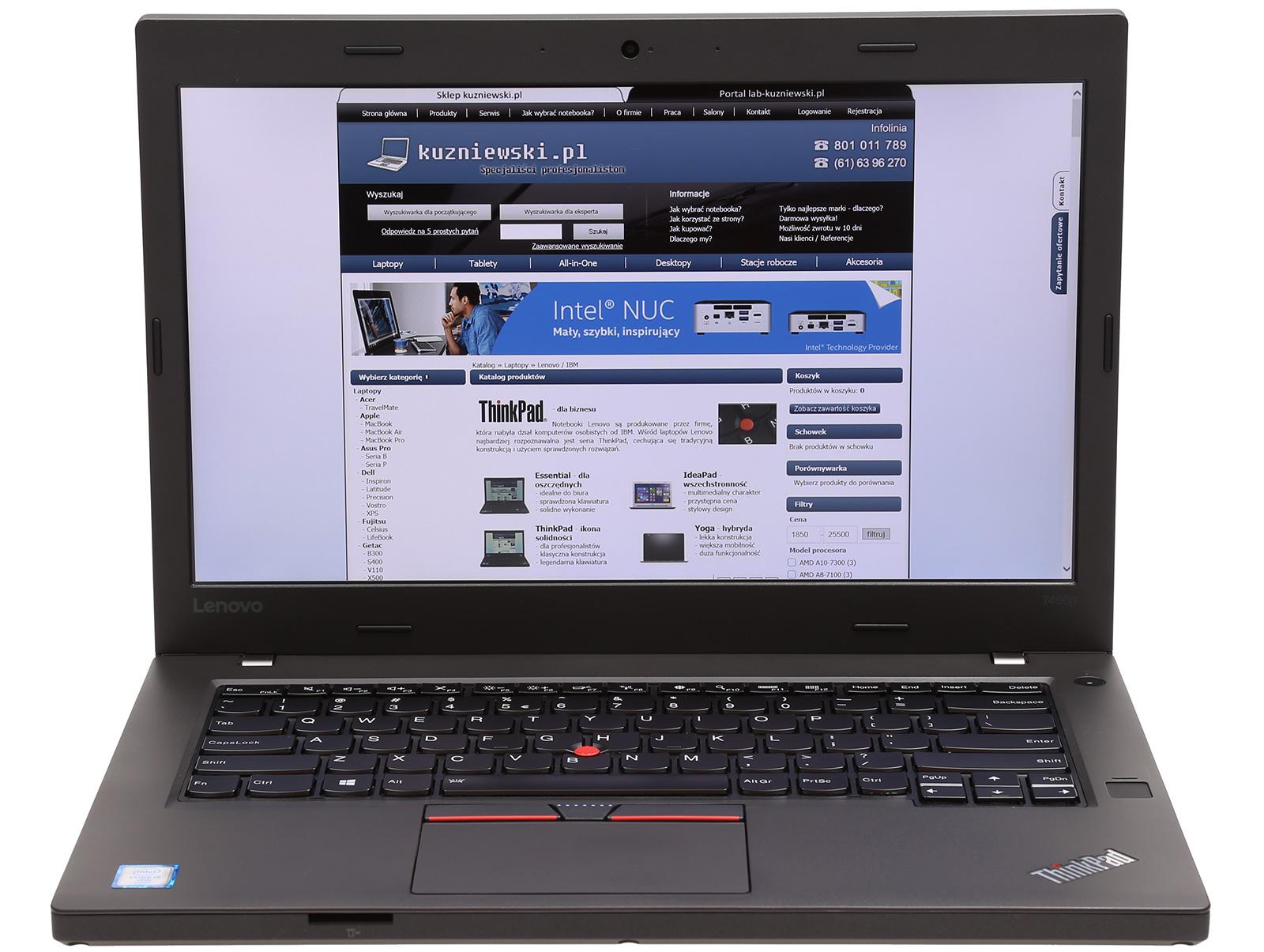 Kliknij aby zobaczyć zdjęcie w oryginalnej wielkości Autoryzowany serwis Lenovo