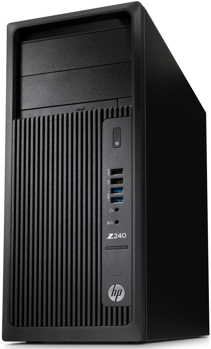 HP Workstation Z240