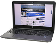HP ZBook 15/Fury 15