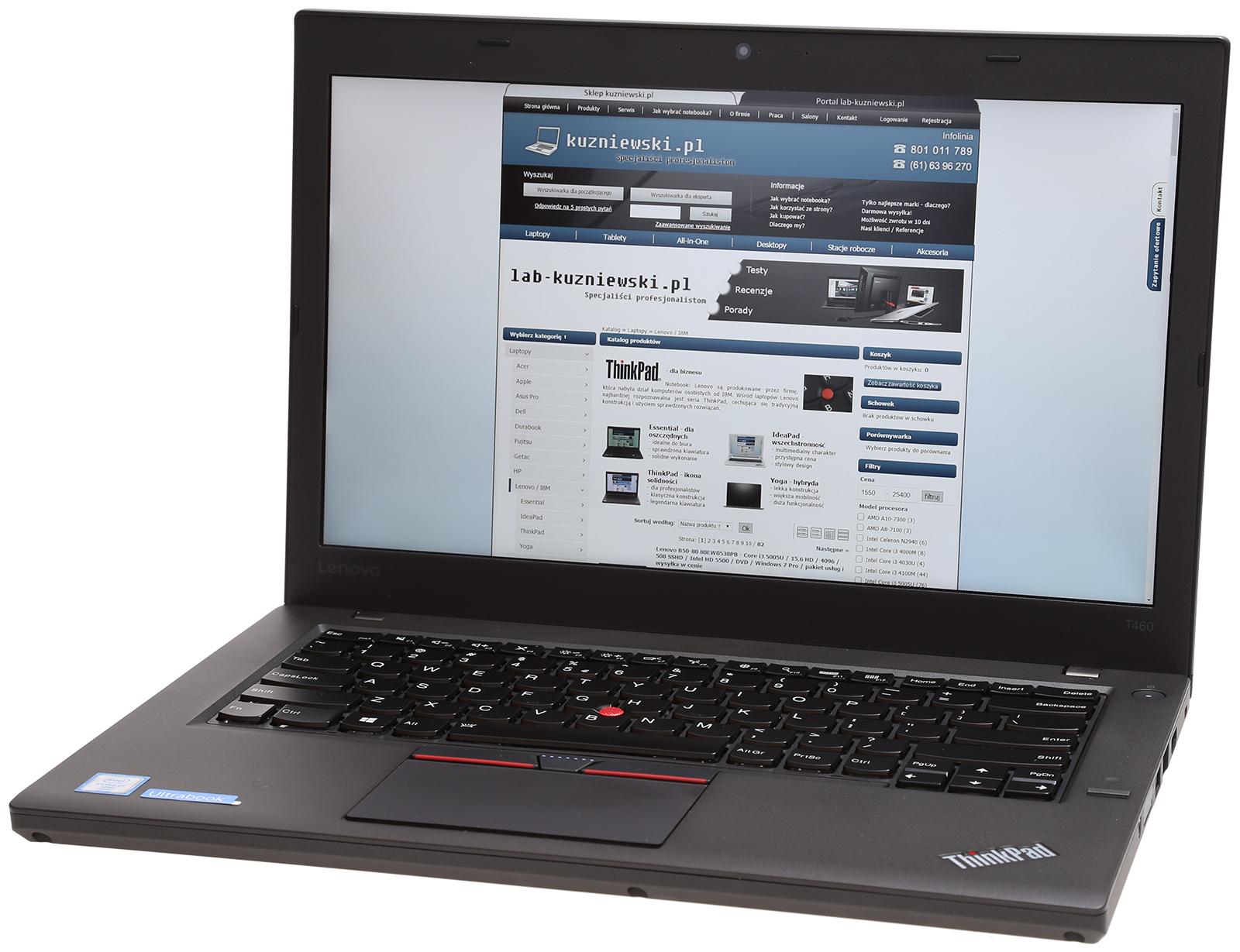 Lenovo ThinkPad :: kuzniewski.pl