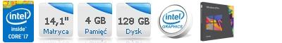 Laptop Dell Latitude E7440 51929523