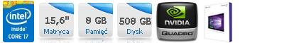 Dell Precision M3800 CA005M3800MUMWS