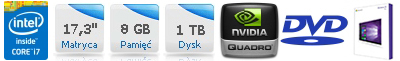Laptop Dell Precision M6800 52245488