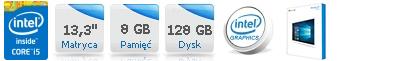 Laptop Dell XPS 13 SPYULT1503_1502_3NBD
