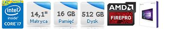 HP ZBook 14 G2 J9A04EA