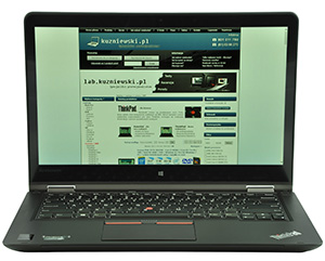 Notebook Lenovo ThinkPad Yoga 14 20DM003TPB