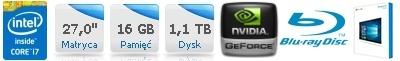 Dell XPS 2720 PIRE1505_1B27P