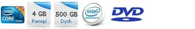 HP Pro 3500 J4A32ES