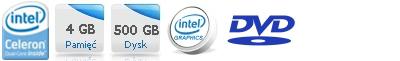 HP Pro 3500 J4A39ES