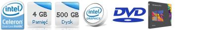 HP Pro 3500 J4A40ES