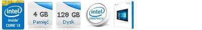 Intel NUC BLKNUC5I3MC4E