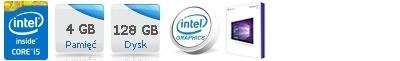 Intel NUC BLKNUC5I5MD4E